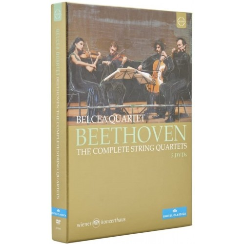 The Complete String Quartets (Box 5 DVD)