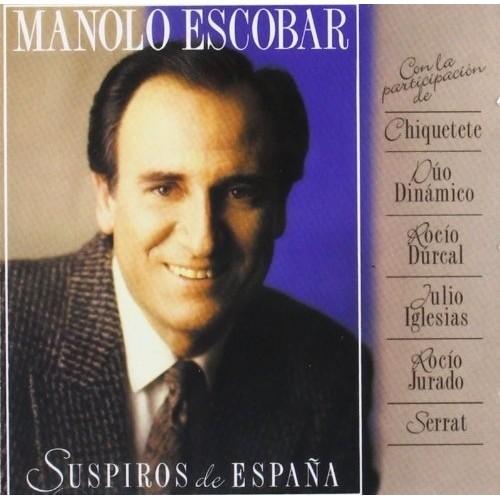 Suspiros De España (1 CD)