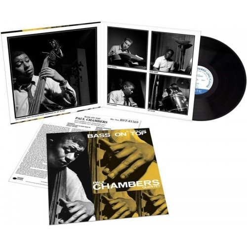Bass On Top - Blue Note Tone Poet Series (1 LP)