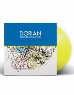 10000 Metropolis (1 LP Color Ltd)