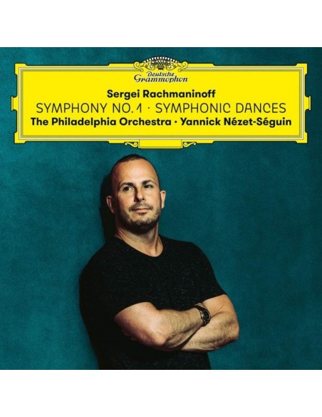 Rachmaninoff: Symphony 1 + Symphonic Dances (1 CD)