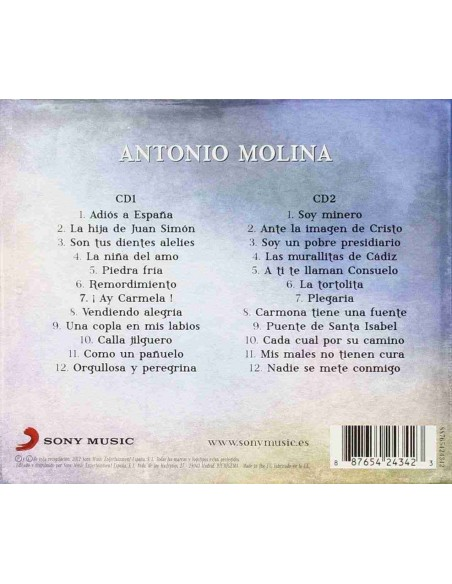 Antonio Molina (2 CD)