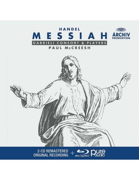 Handel: Messiah, HWV56 (2 CD+1 Blu Ray)