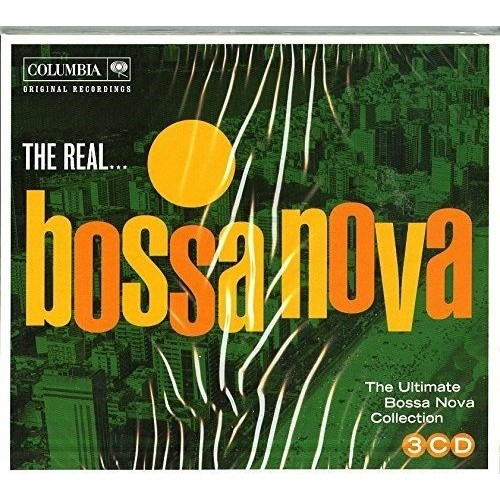 The Real... Bossa Nova (3 CD)