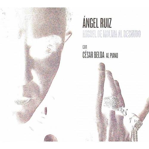 Miguel De Molina Al Desnudo (1 CD)