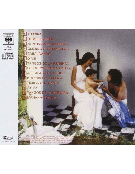 Grandes Exitos (1 CD)