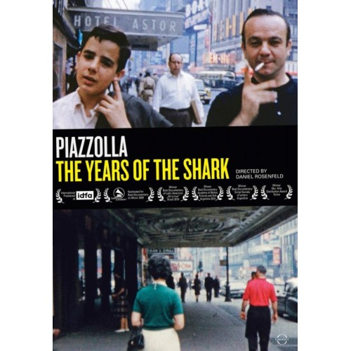 Astor Piazzolla - The Years Of The Shark (1 DVD)
