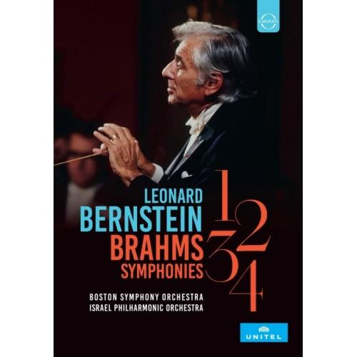 The Brahms Symphonies Nos. 1 – 4 (2 DVD)