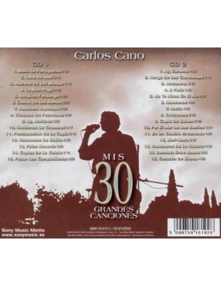Mis 30 Grandes Canciones (2 CD)