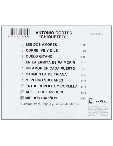 Las Mejores Sevillanas (1 CD)