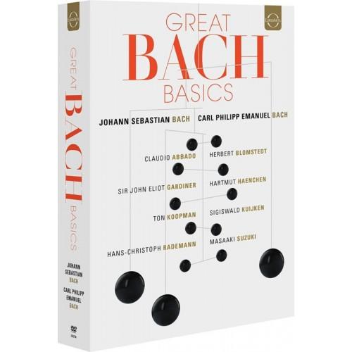 Great Bach Basics (12 DVD)