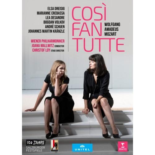 Così Fan Tutte (1 DVD)