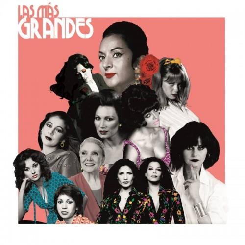 Las Más Grandes (1 CD)