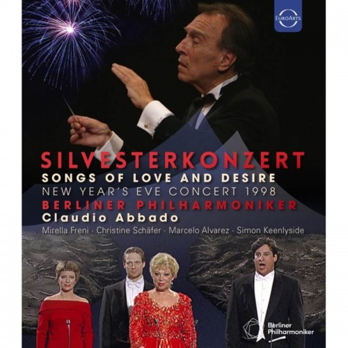 New Year'S Eve Concert 1998 - Songs Of Love And Desire (1 DVD)