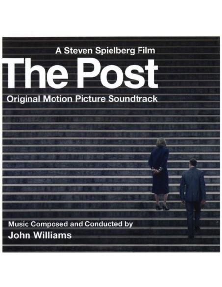 B.S.O. The Post (1 CD)