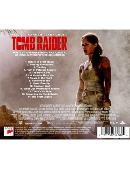B.S.O. Tomb Raider (1 CD)