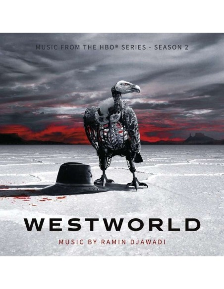 Westworld: Season 2 (Music From The HBO) (2 CD)