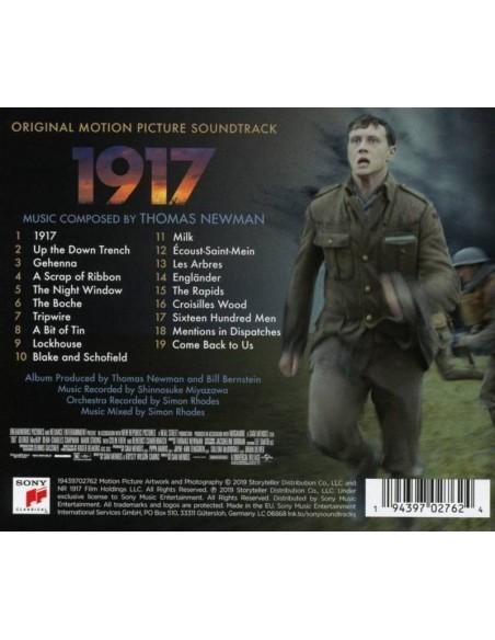 B.S.O. 1917 (1 CD)