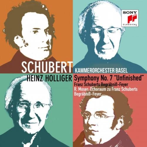 """Schubert: Symphony Nº 7 """"Unfinished"""", Deutsche Tänze, Nonet (1"""