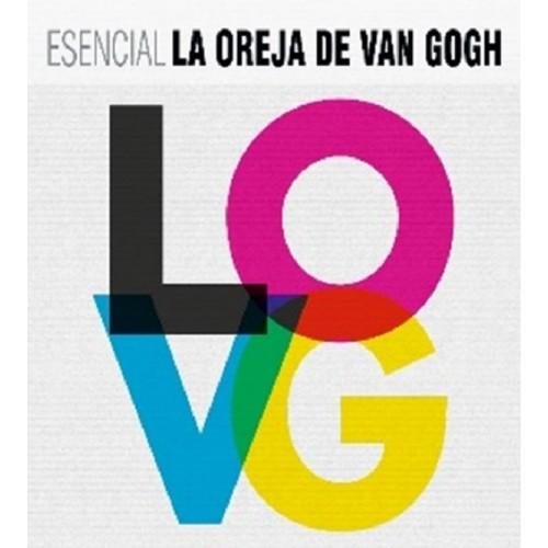 Esencial La Oreja De Van Gogh (2 CD)