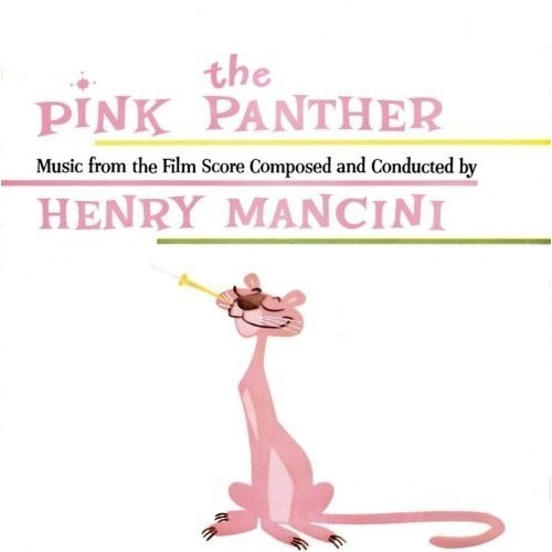 The Pink Panther (1 CD)