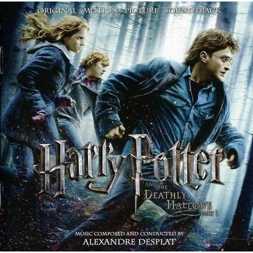 Harry Potter-The Deathly Hallows (Original Sound Track) (1 CD)