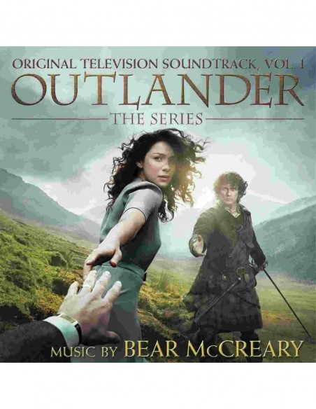 Outlander (Original Television Soundtrack), Vol. 1 (1 CD)