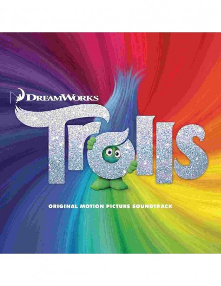 Trolls (Original Motion Picture Soundtrack) (1 CD)