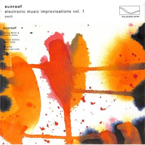 Electronic Music Improvisations Vol. 1 (1 LP)