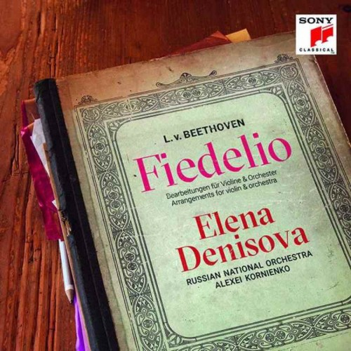 Fiedelio - Beethoven Arrangements For Violin And Orchestra (1