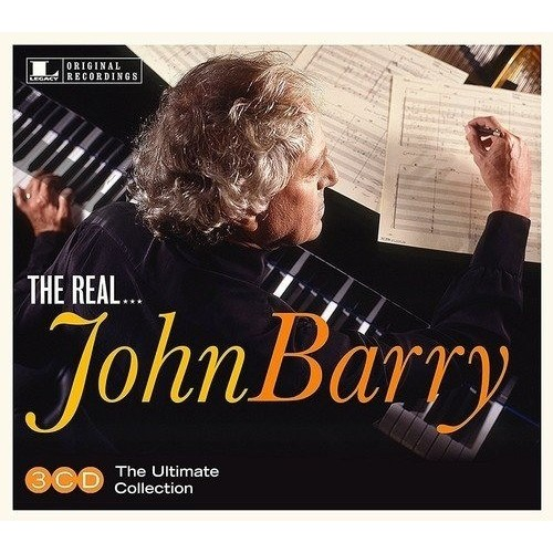 The Real... John Barry (3 CD)