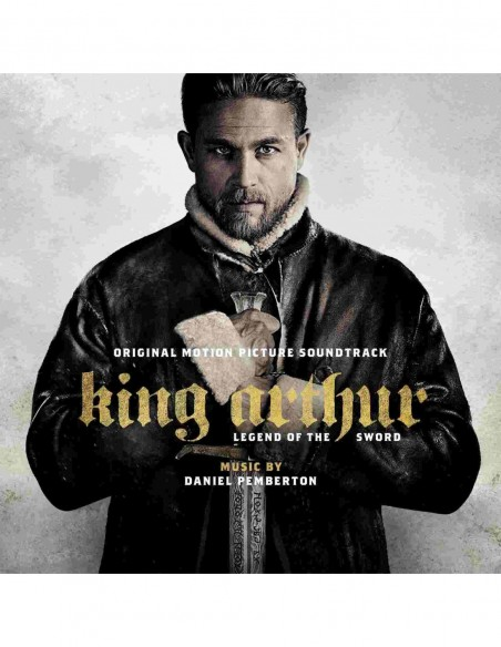 B.S.O. King Arthur: Legend Of The Sword (1 CD)