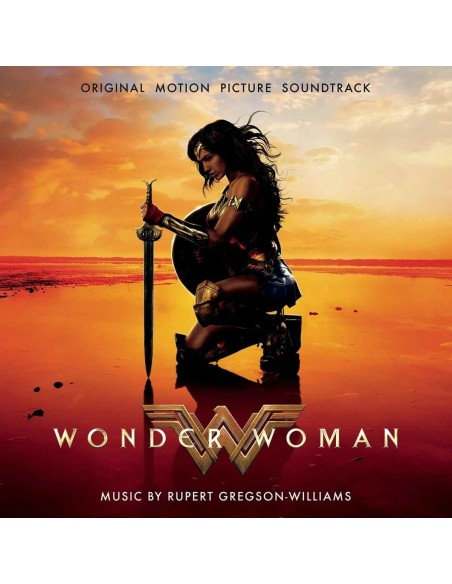 B.S.O. Wonder Woman (1 CD)