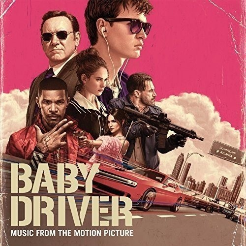 B.S.O Baby Driver (2 CD)