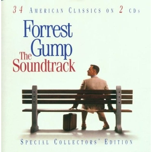 Forrest Gump: The Soundtrack (2 CD)