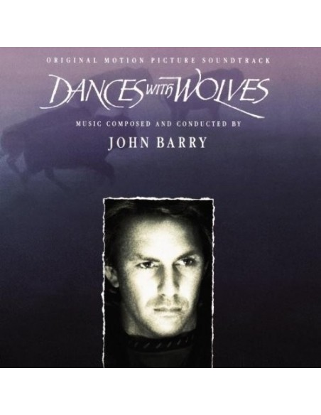 Dances With Wolves (John Barry) (1 CD)