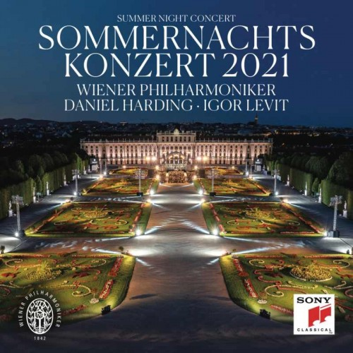 Sommernachtskonzert 2021. Summer Night Concert 2021 (1 Blu Ray)