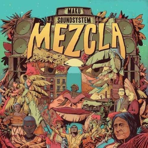 Mezcla (1 CD)
