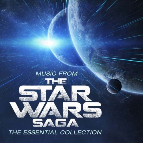 Music From The Star Wars Saga - The Essential Collection (1 CD)
