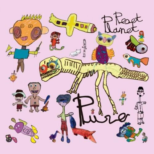 Reset Planet (1 LP)