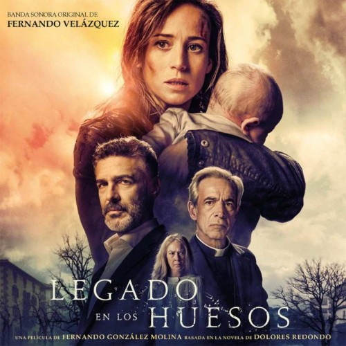 B.S.O. Legado en los Huesos (1 CD)