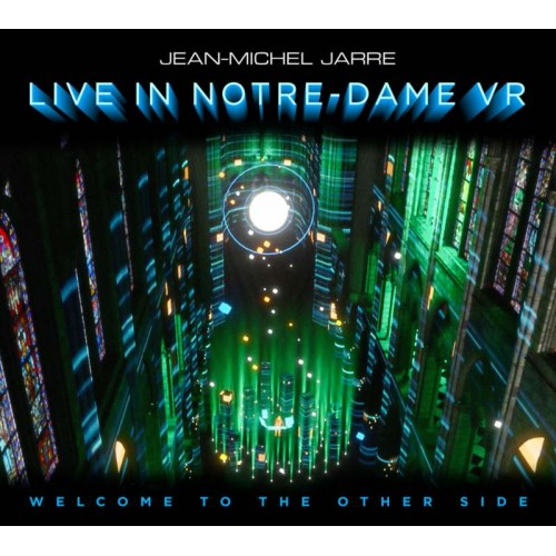 Welcome To The Other Side. Live In Notre-Dame (1 CD+1 BLU RAY)