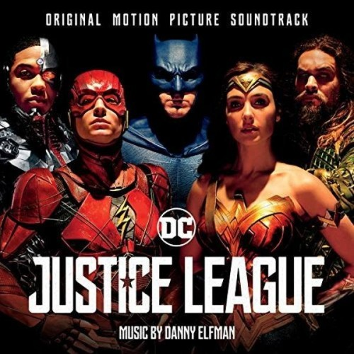 B.S.O. Justice League (2 CD)
