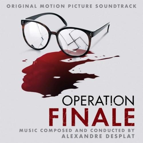 B.S.O. Operation Finale (1 CD)