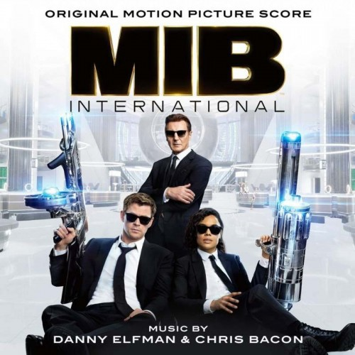 B.S.O. Men In Black: International (1 CD)