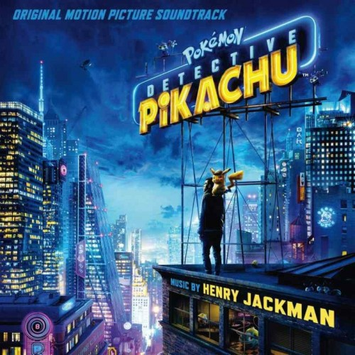 B.S.O. Pokémon. Detective Pikachu (1 CD)