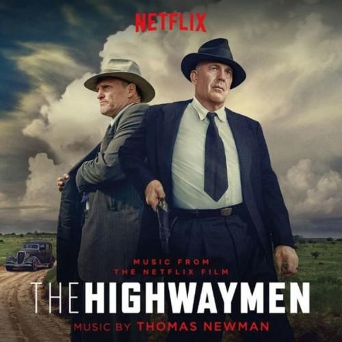 B.S.O. The Highwaymen (Original Score From The Netflix) (1 CD)