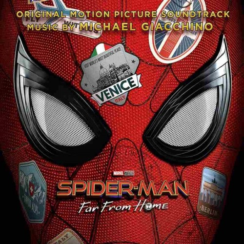 B.S.O. Spider-Man: Far From Home (1 CD)