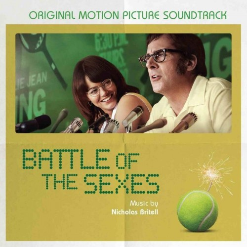 B.S.O. Battle Of The Sexes (1 CD)