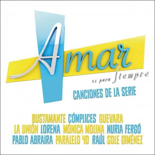 Amar Es Para Siempre (1 CD)